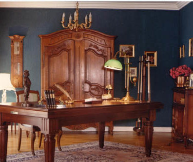 Billard Table Luxe