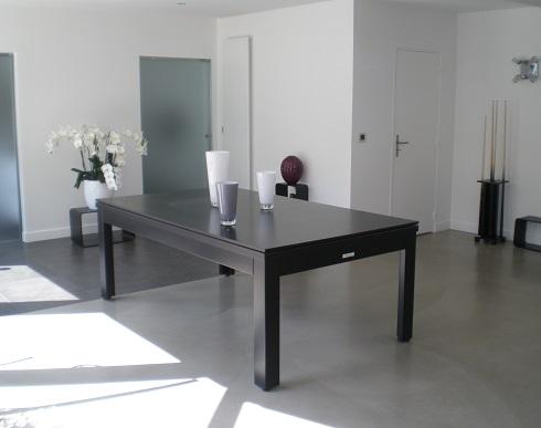 « DIECO Design » laque noire satinée
