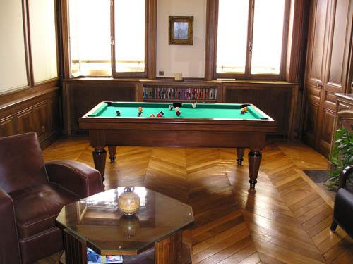 « Fin De Siècle » appartement bourgeois