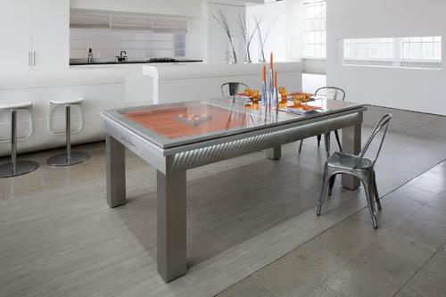 Le « Lambert » version table