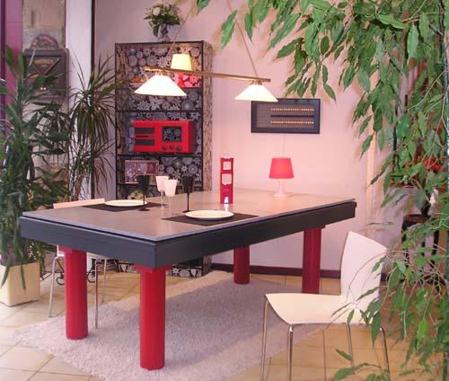 « Le Seventies » Version Table